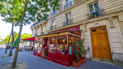 Bistrot Montsouris