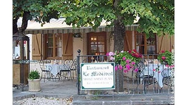 Le Medieval Restaurant Mont St Jean