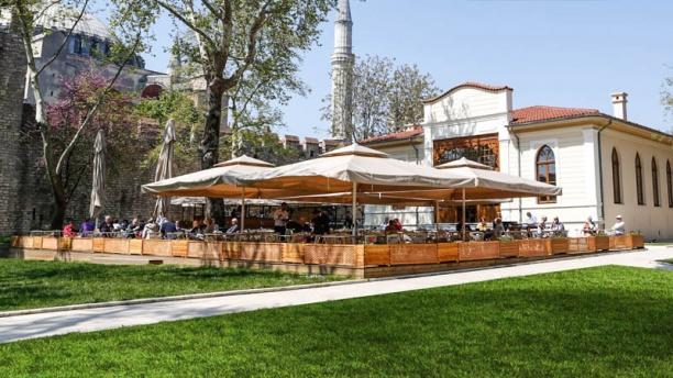 Karakol The restaurant