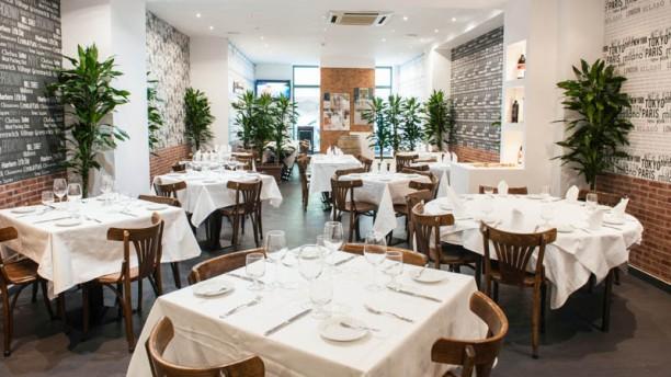 Restaurante / Brasserie Sixty 6 Sala