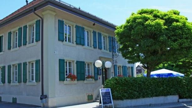 Auberge Communale Du Mont-sur-Lausanne Devanture