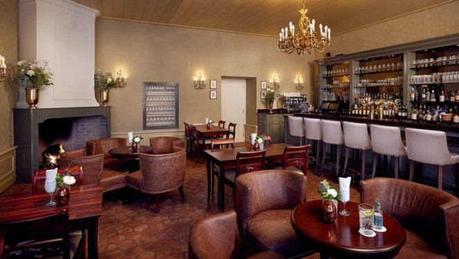 Het restaurant - Bistro Karel 5, Utrecht