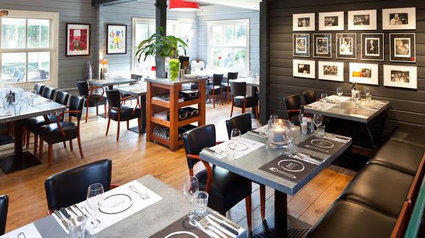 Alakart Menu Restaurant 't Jagershuys Restaurantzaal