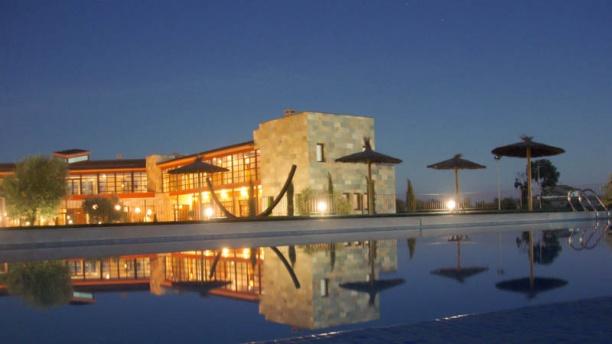 Mar de Olivos - Hotel Villa Nazules Vista exterior
