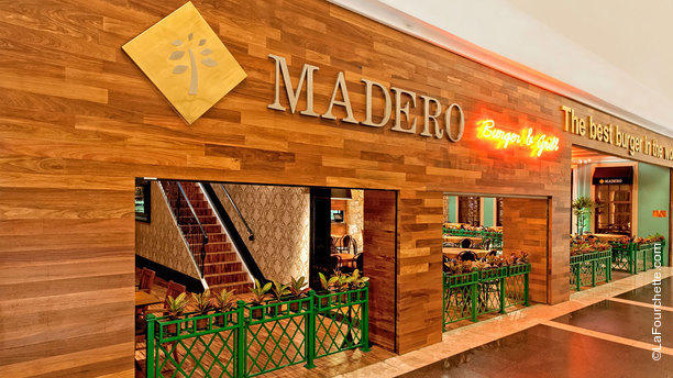 Madero - Palladium RW Fachada