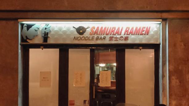 Samurai Ramen Entrada