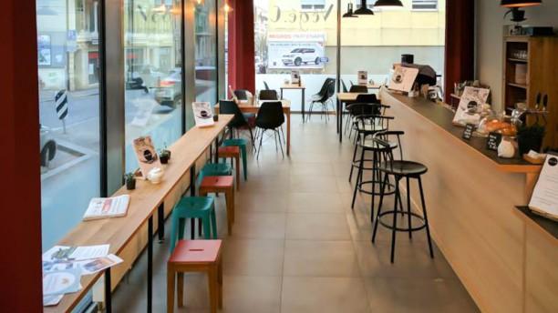 Végé Café salle