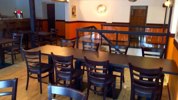 Café Pop Vue de la salle