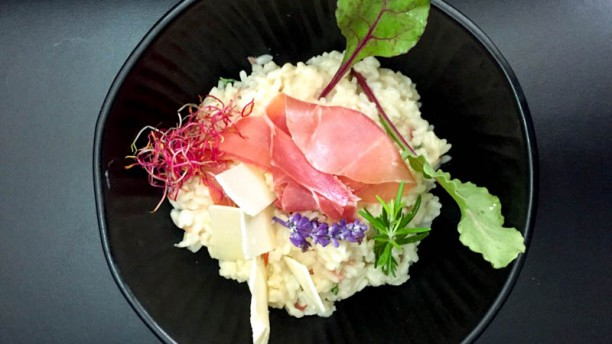 Le Royal Risotto jambon