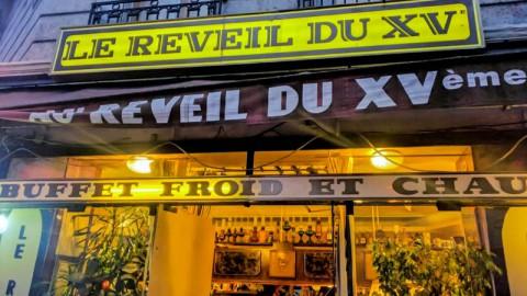 Le Réveil du XVème, Paris