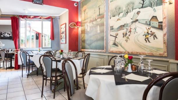 Napoli Salle du restaurant