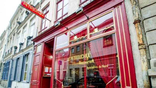 Le Petrouchka Entrée