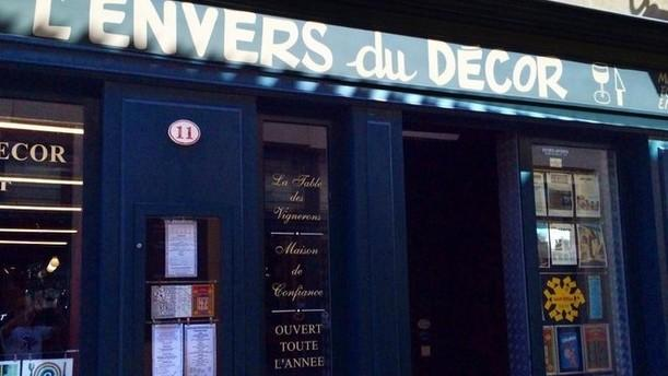 L'Envers du Decor Restaurant