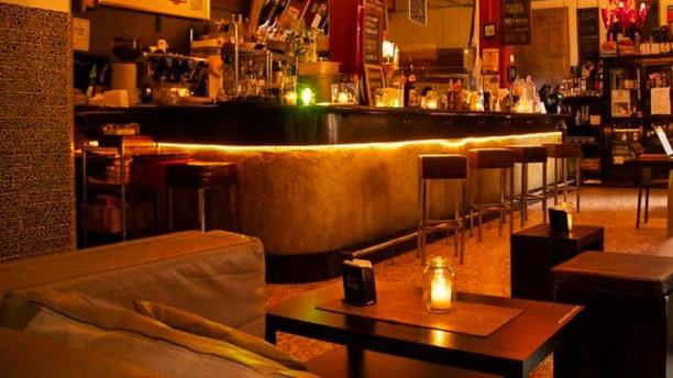 NU Lounge Bar Lunch Sala