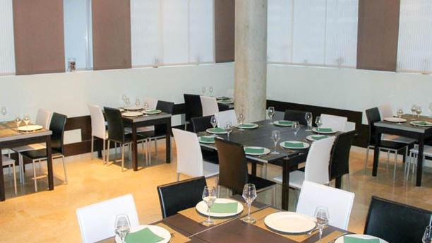 Restaurante Teatro Vista del interior