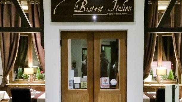 Le Bistrot Italien Vue salle