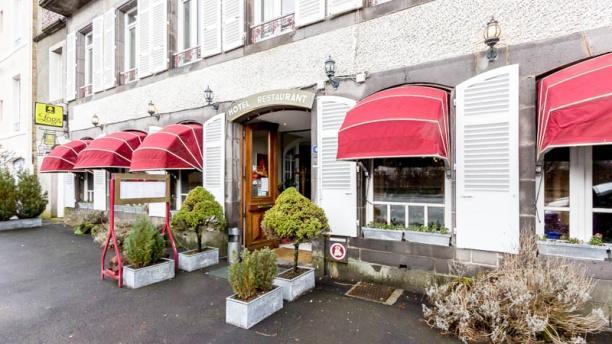 Régina Restaurant Façade
