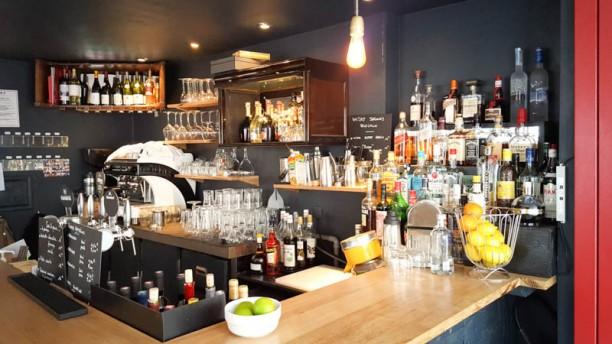 Les Majorettes bar