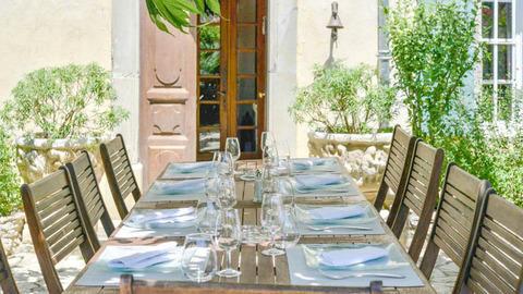 restaurant - La Centaurée - Domaine de Fraisse - Caunette-sur-Lauquet