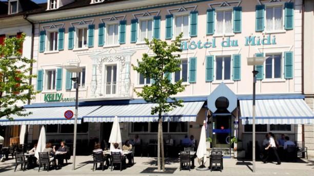 Restaurant Du Midi devanture