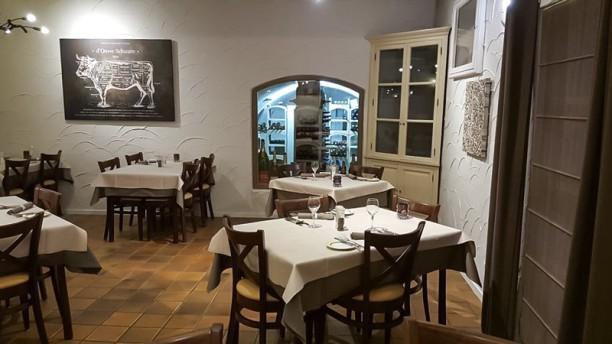 Gasthof D'Ouwe Schuure Het restaurant