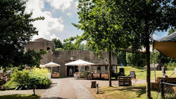 Fort aan de Klop Restaurant