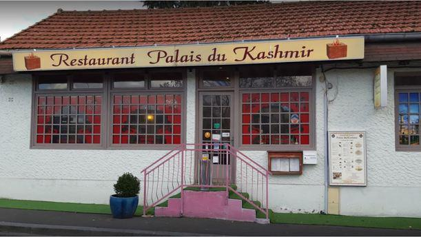 Palais du Kashmir Devanture
