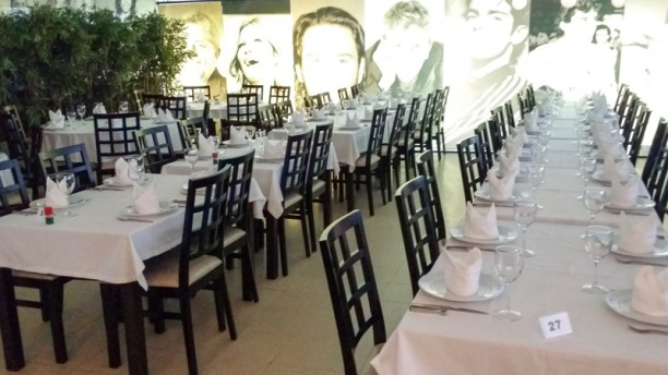 Fogo de Chão - Braga sala do restaurante