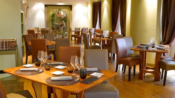 Restaurant Les Sens Salle du restaurant
