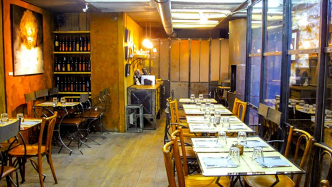 L'Atelier - Montreuil - Restaurant - Montreuil