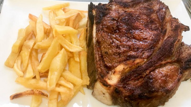 Restaurant Serra Sugerencia del chef