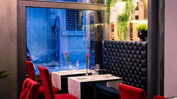 Casato Ristorante Wine Bar Vista della sala
