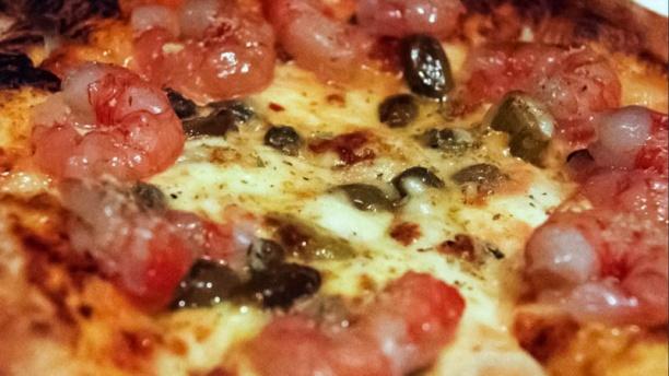 Pizzeria Stella Pizza