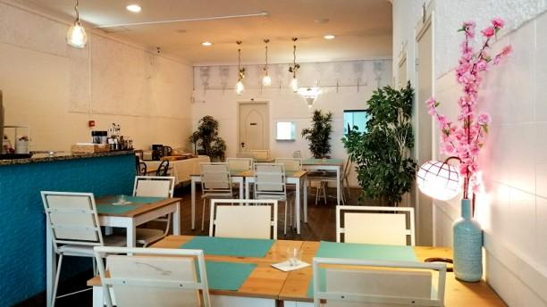 Lalitana Restaurante Vista do interior