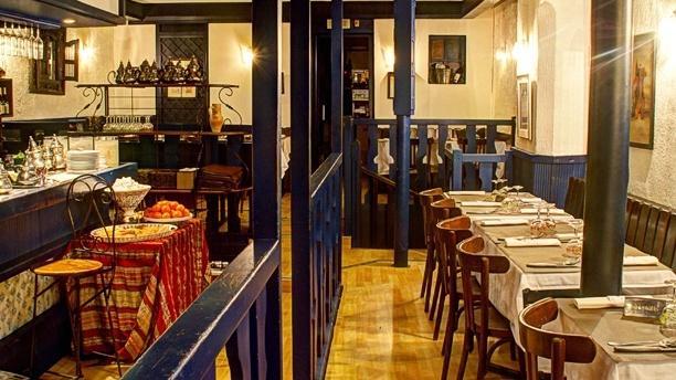 Le Méditerranée - Les Saveurs de Djerba Salle du restaurant