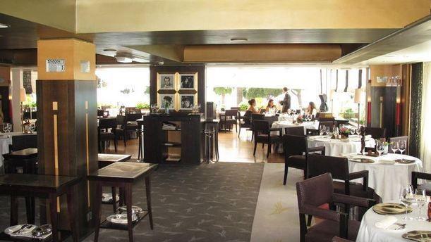 La Palme d'Or - Hotel Martinez Restaurant
