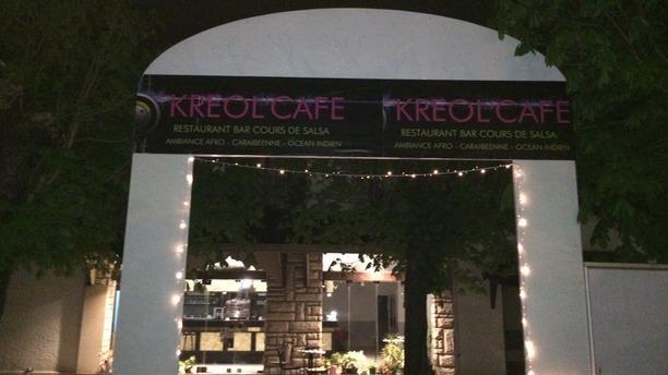 Kreol'café facade