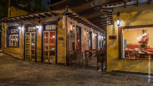 Restaurant villa emporium armaz m gourmet belo horizonte for Fachada tradicional