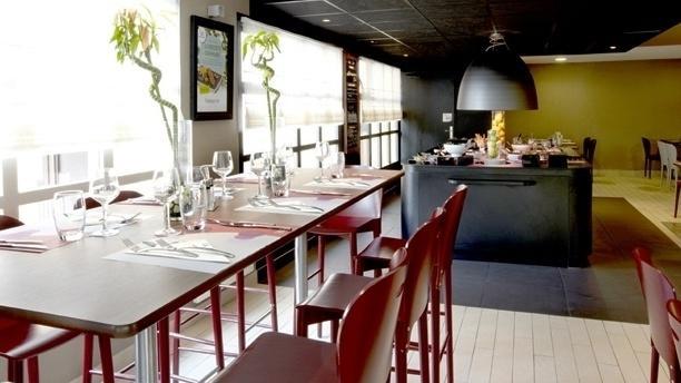 Campanile Grasse - Châteauneuf Salle du restaurant