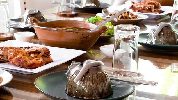 Amira bar och kök mat