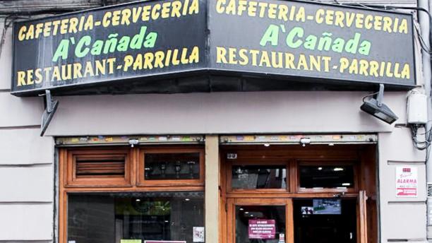 A Cañada Fachada