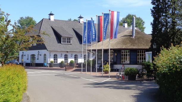 Restaurant De Veerstal Ingang