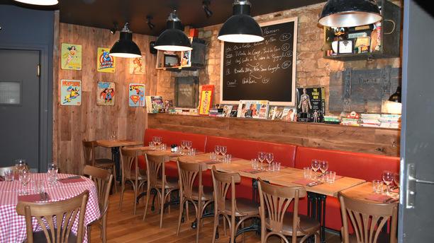 Restaurant Les Fils à Maman Caen à Caen 14000 Menu Avis Prix