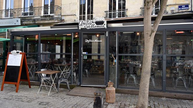 Les Fils à Maman - Caen - Restaurant - Caen