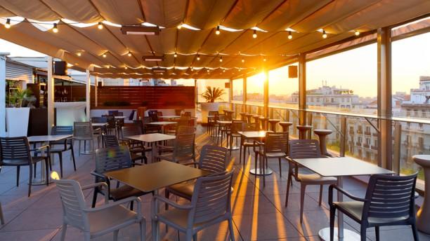 Pool Up Gastrobar - Gran Hotel Havana Vista terraza