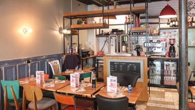 Mim - Restaurant - Montreuil