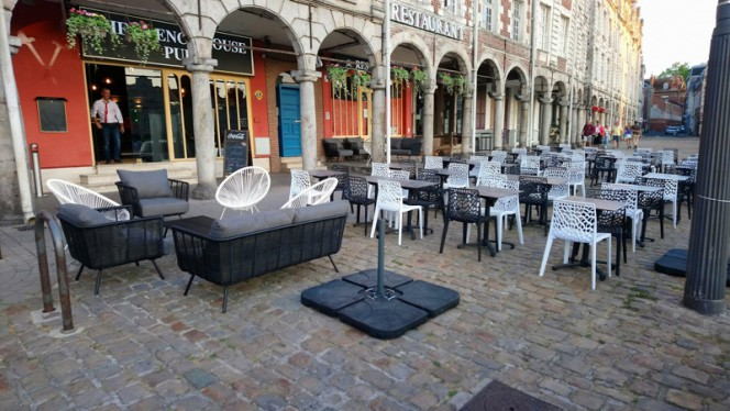 The French House - Restaurant - Arras