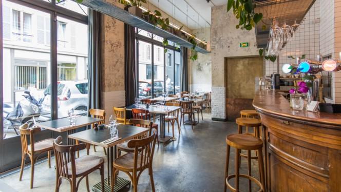 Restaurant du Badaboum, résidences culinaires - Restaurant - Paris