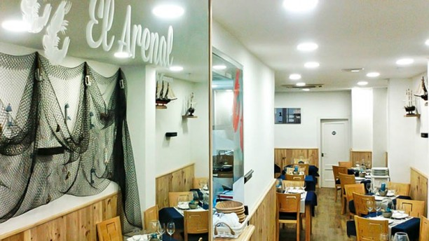 El Arenal de Canovas La sala