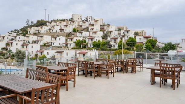 The terrace bodrum em mu la province pre os menu for The terrace restaurant menu